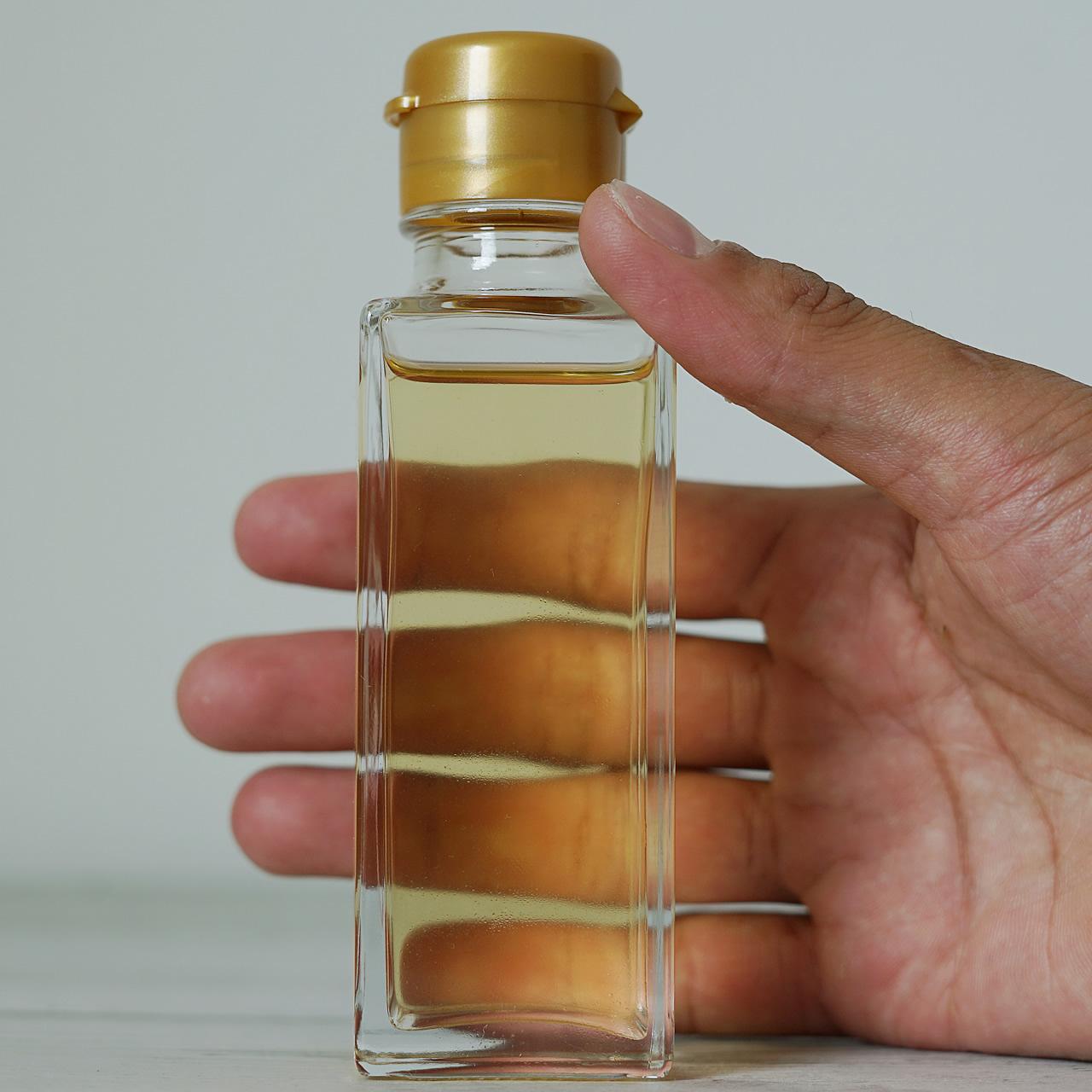 透明度が自慢の無添加の梅酢