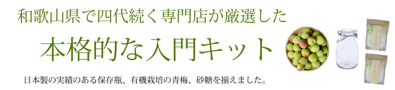 世界遺産 熊野古道の玄関口で育てた無農薬生梅